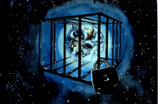 Earth_in_cage
