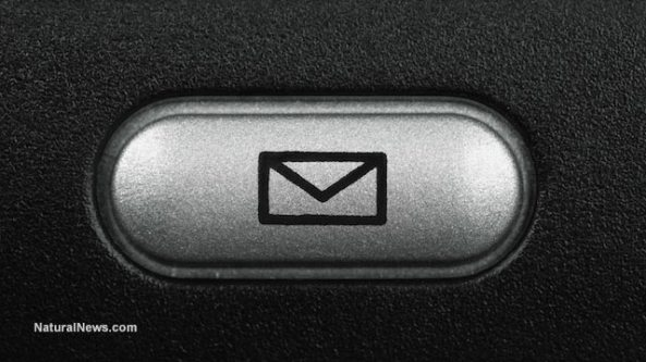 email-button-on-keyboard