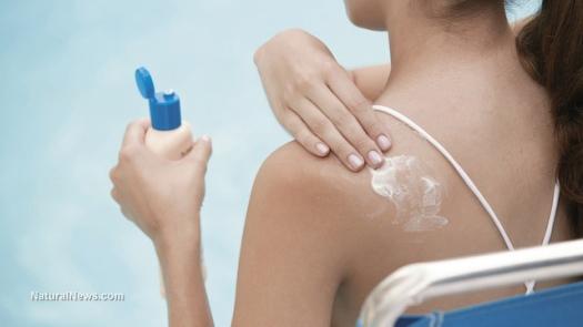 woman-suntan-lotion-sunscreen-skin
