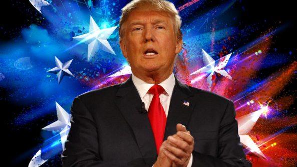 trump-stars-stripes-background