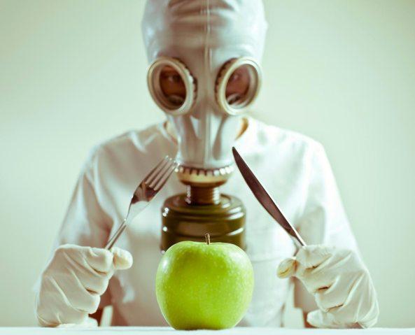 gmo-meal-apple-gasmask-hazmat1