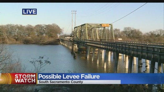 Sacramento Is Being Flooded EVEN BEFORE OROVILLE DAM BREAKS- Paul
