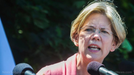 editorial-use-elizabeth-warren