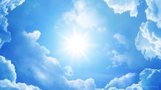sky-blue-sun-fantasy-cloudy-light-nature
