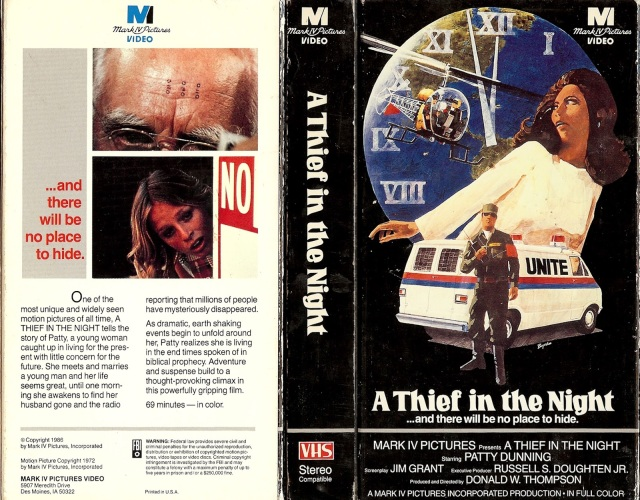 Thief in the Night movie