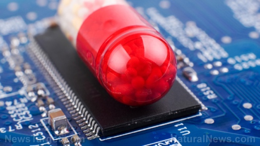 technology-circuit-board-pill-medicine