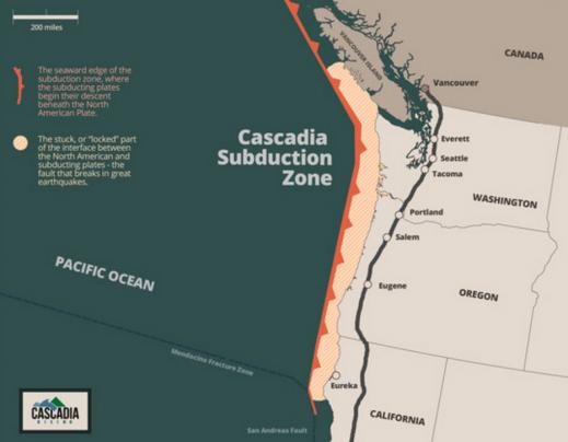 cascadia-earthquake