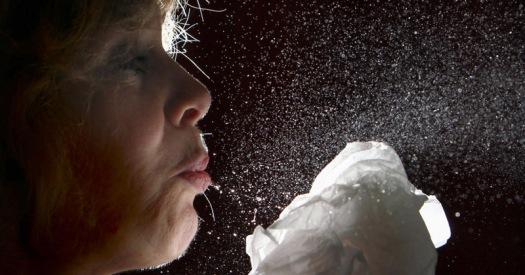 sneeze-woman235