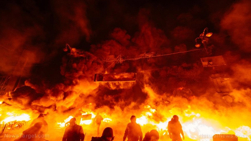riot-protest-fire-background