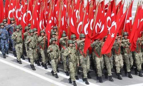 "Turkey: Uniting An ""Army of Islam"" To DefeatIsrael"