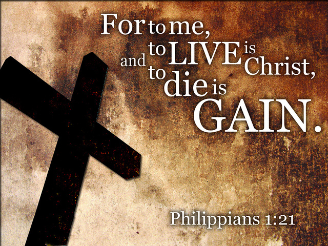 Your Daily Readings – Verse of the Day – Philippians 1:6 – March 18,2019