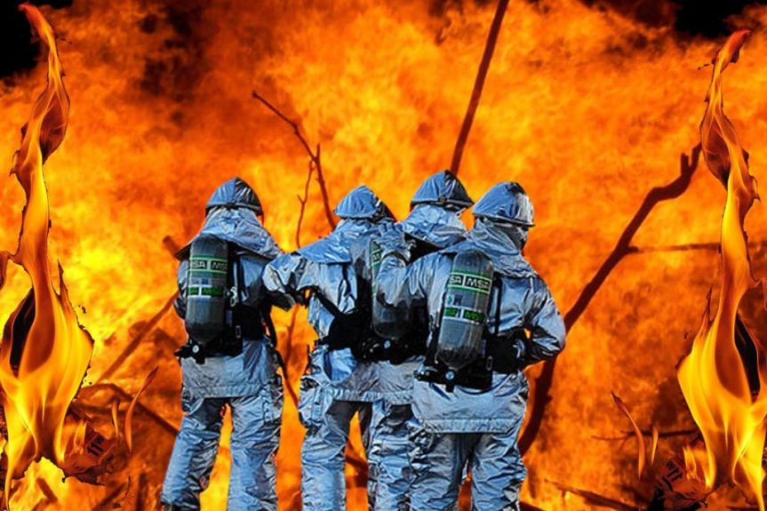 California in 'Extreme Peril' from FIRE THREAT – Gov. Gavin Newsom declares STATEWIDE fire emergency toPREPARE
