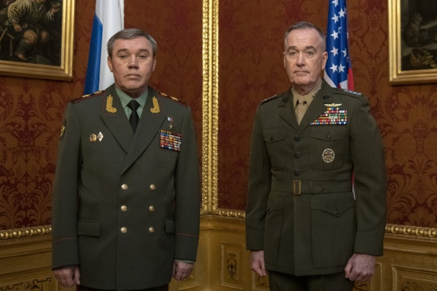 "Serious ""Leak"" from Joint Chief Meeting Between US and Russia in Austria"