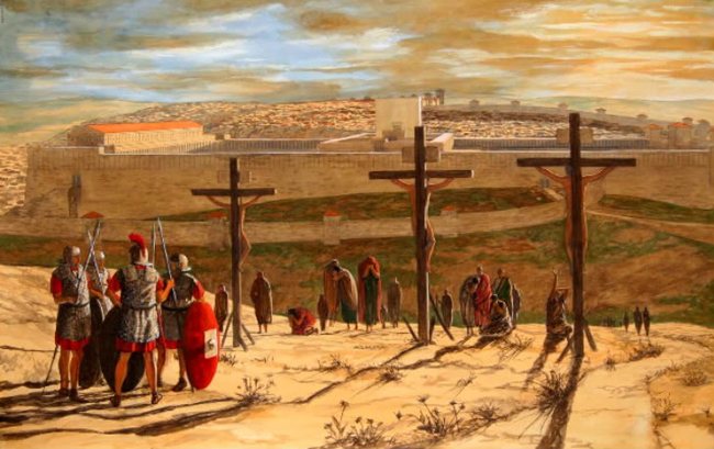 Updated Information on the Crucifixion of Jesus