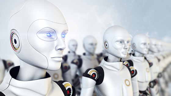 Scientists Begin Teaching AI Robots To Evolve &Reproduce
