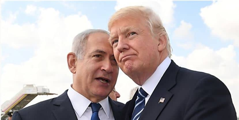 Netanyahu Compares Trump to Cyrus for Recognizing Golan
