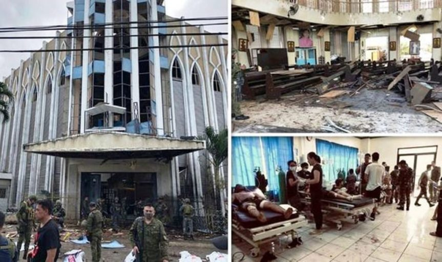 """Is It Really Human Beings Doing This?"" Muslim Persecution of Christians, January 2019"