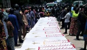 Nigeria: Muslims massacre 17 Christians after baby dedication, including the child's mother