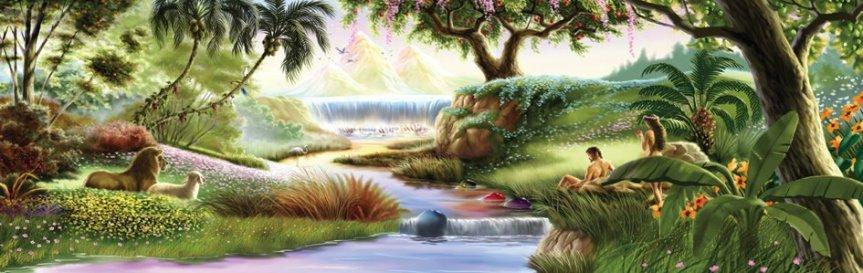 Garden of Eden FOUND? How archaeologist discovered 'true location' after Jerusalemfind