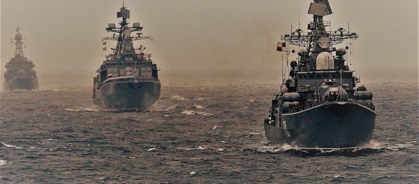 "Severe episode in the Black Sea: Russian ships have been armed by NATO – Intended to be the ""Ritsos"" (P71)"