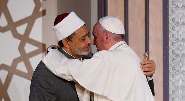 Pope Francis: God Only 'Permits' Islam To Exist