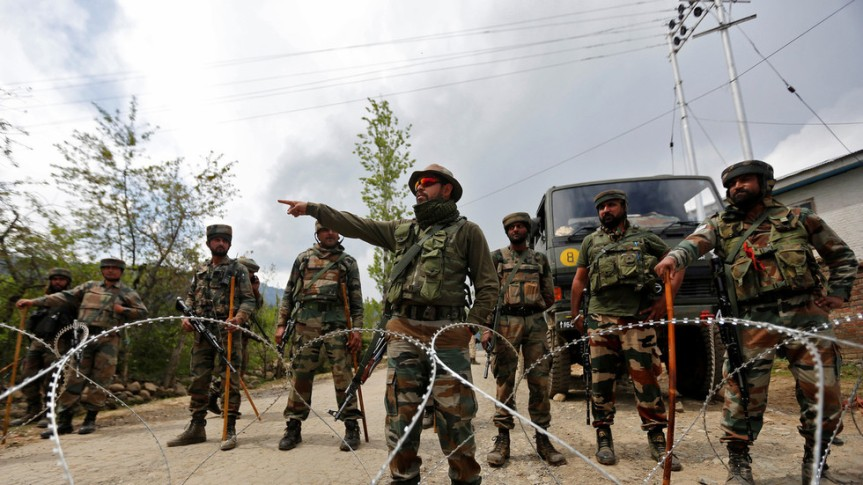 Indian general warns Pakistan 'dare not try' any cross-border military actions near Kashmir