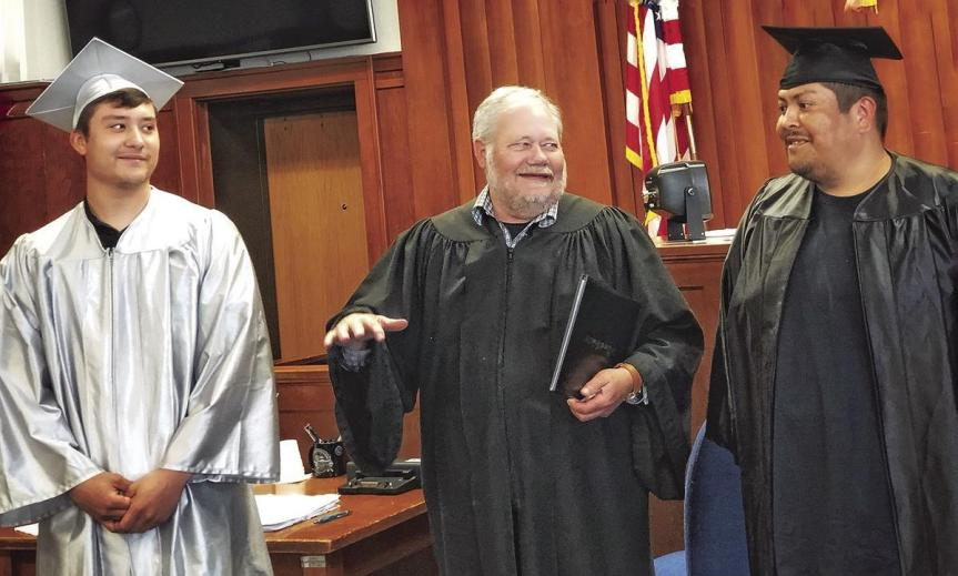 New beginning for Lake County Drug Court graduates