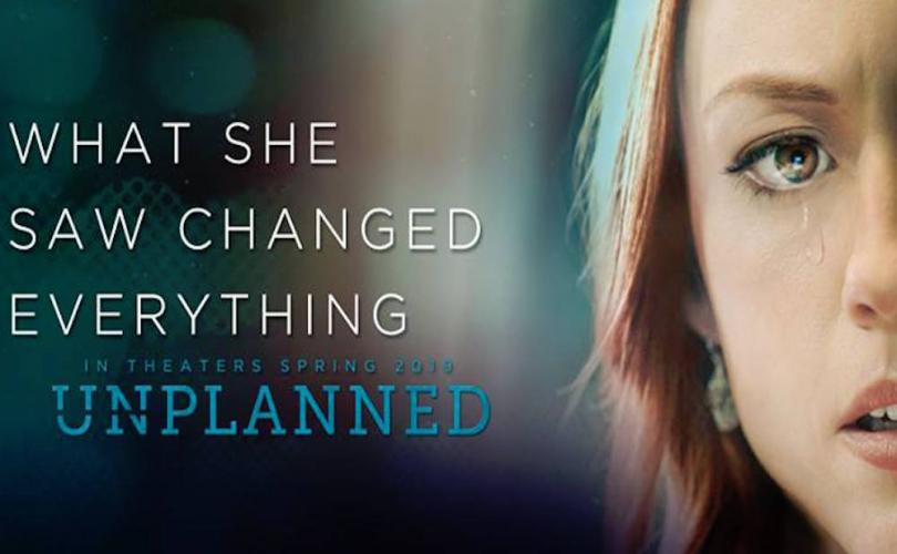 "Miracles Happen! ""Unplanned"" Movie is Causing Abortion Workers to Leave Their Jobs"