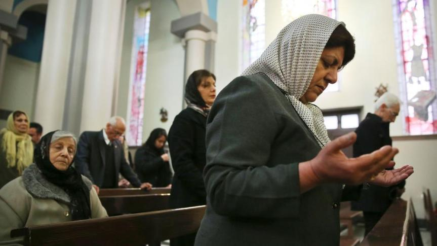 While Iran, US Go Head-to-Head, Iranians Are Turning Their Hearts to Jesus