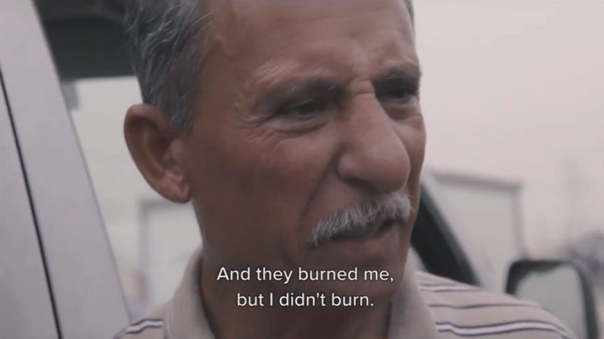 Iraqi Christian survives being burned alive by ISIS 3 times: '[Jesus] spoke tome'