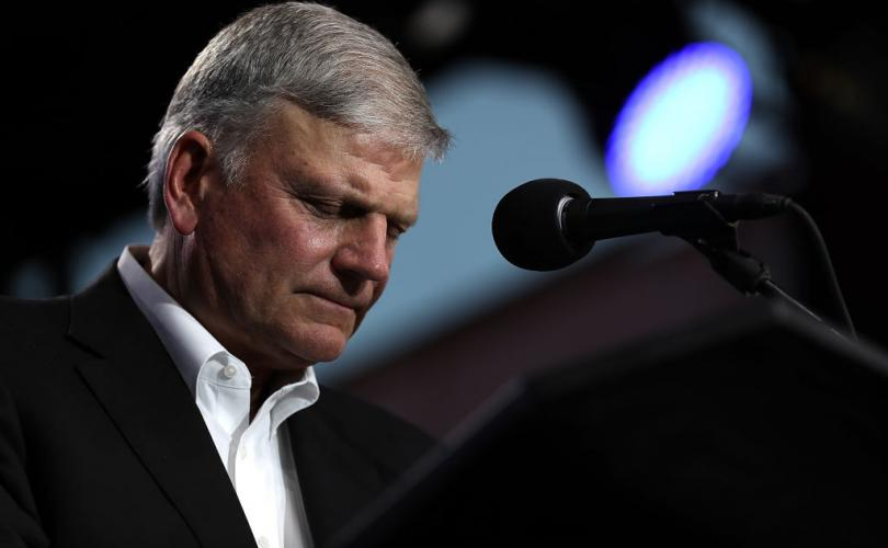 Franklin Graham: 'Equality Act' will lead to Christian persecution 'as never before'