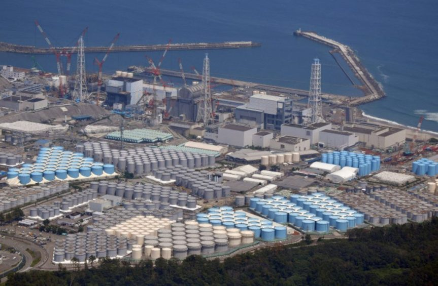 Japan: Radioactive Fukushima Water Release