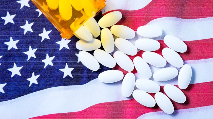 Big Pharma's addictive opioids are causing the ruination of society