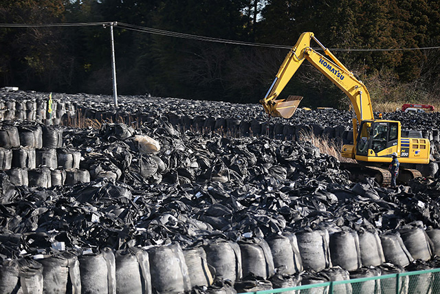 "TEPCO says new leak has spilt 20,000 litres of radioactive coolant at the stricken Fukushima Nuclear Plant: It is now almost 7 years since Prime Minister Shinzo Abe declared everything is ""under control,"""