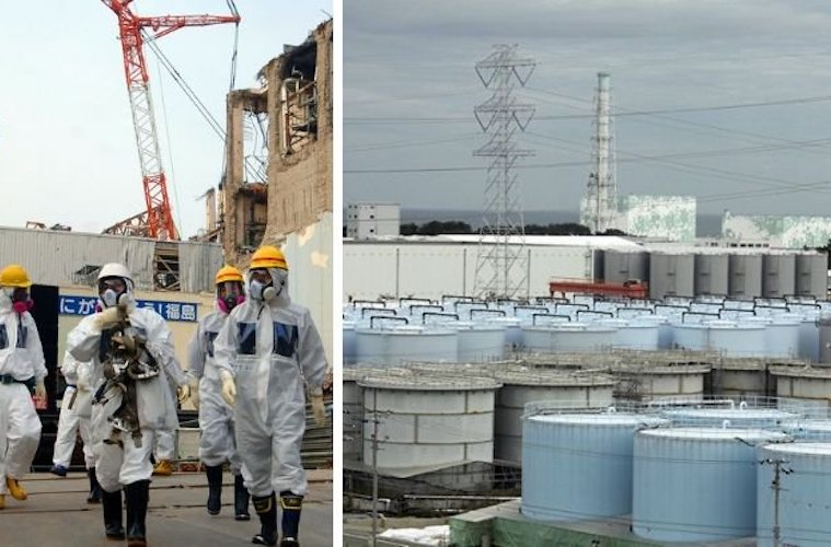 Thousands Of Tons Of Radioactive Fukushima Water To Be Dumped In Pacific As Independent Testing Banned