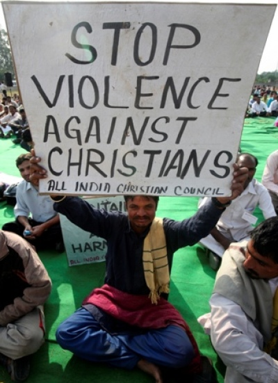 Elderly pastor brutally beaten, mocked by Hindu extremists: 'I am ready to die for Christ'