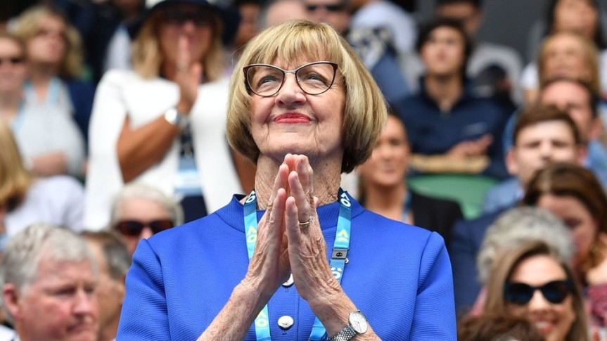Margaret Court should be celebrated as a tennis great, not shamefully sidelined because of her transgender and gay marriage views