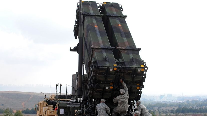 Turkey Asks U.S. for Patriot Missiles to Deter Russia inSyria