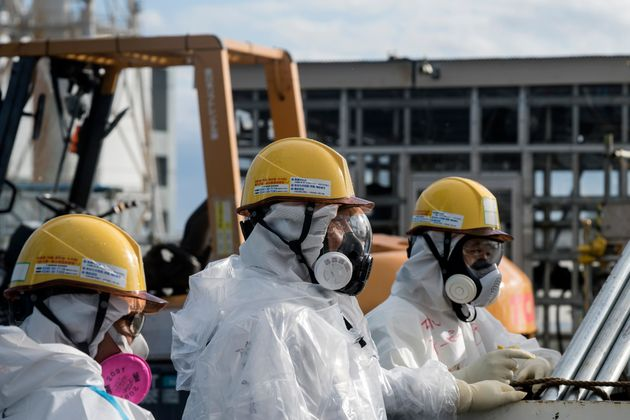 This Is How the Coronavirus Could Affect FukushimaDismantling