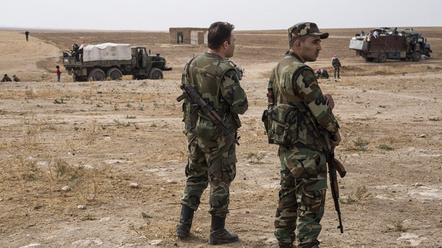 Turkey Edges Toward Direct Conflict With Russian-BackedSyria