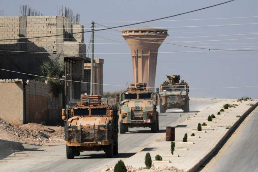 When Its Soldiers Were Killed In Syria, Turkey's Air Force Went toWar