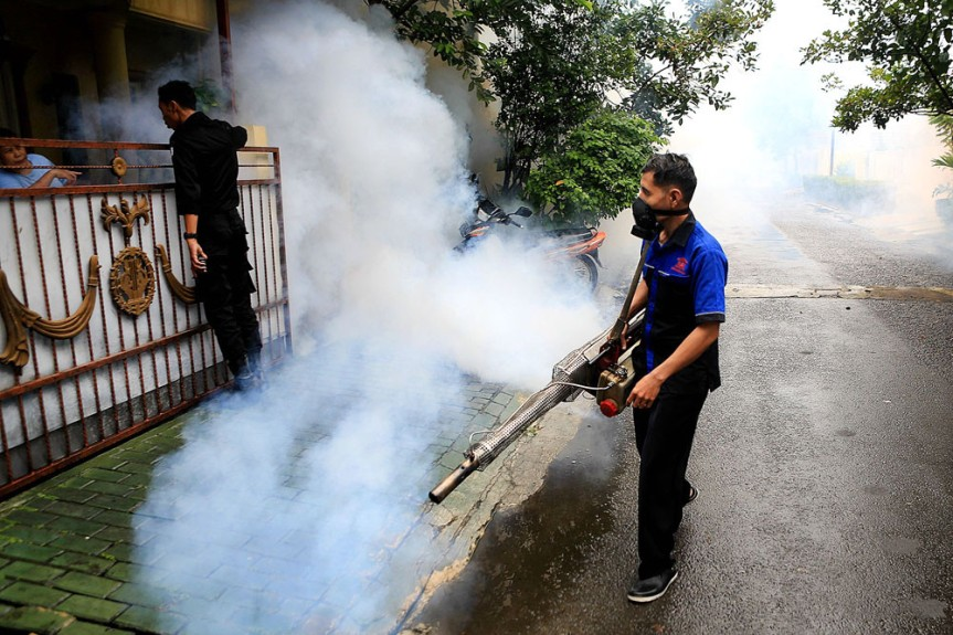 Deadly Outbreak of Dengue Fever Across South East Asia Hampers Coronavirus Detection – More Than 100 Dead and 16,000 Infected inIndonesia
