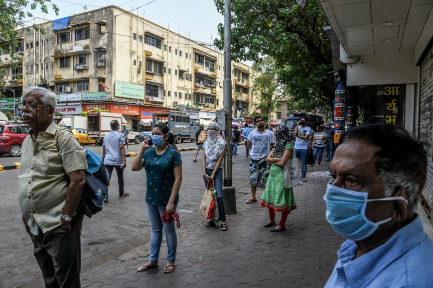 India, Day 1: World's Largest Coronavirus Lockdown Begins
