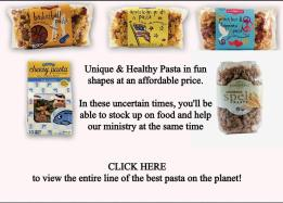 pasta fundraising ad 1