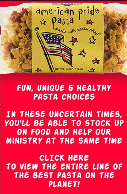 pasta fundraising ad 3