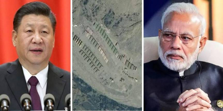 'Back off, India,' China is itching for war with India, but India is not backingoff