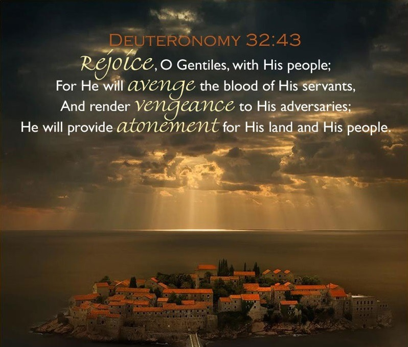 God's JUDGMENT is on theWorld