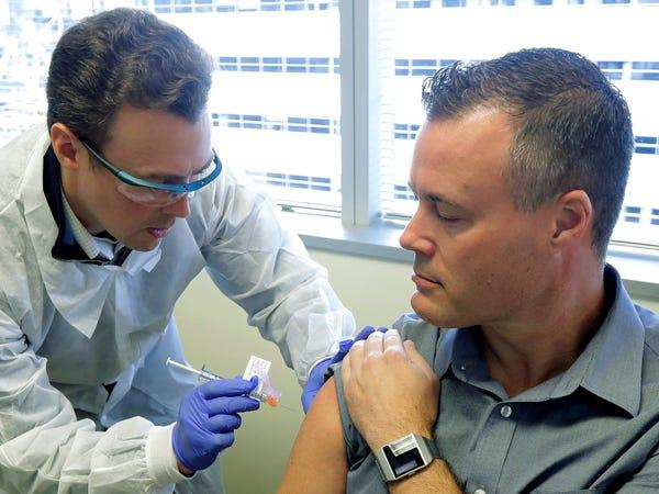 Less Than Half Of Americans Plan To Get COVID Vaccine: AP Poll