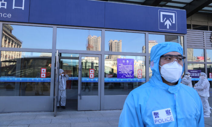 Officials in Northeastern China Sacked as Locals Describe Escalating Virus Outbreak