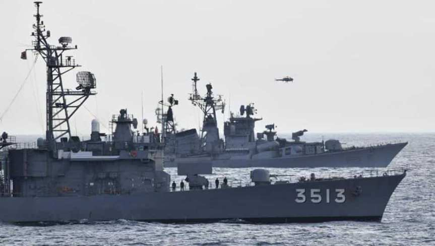 'Need to be close to our friends': India holds naval exercise with Japan amid stand-off with China
